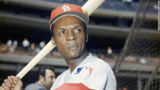 Curt Flood, MLB